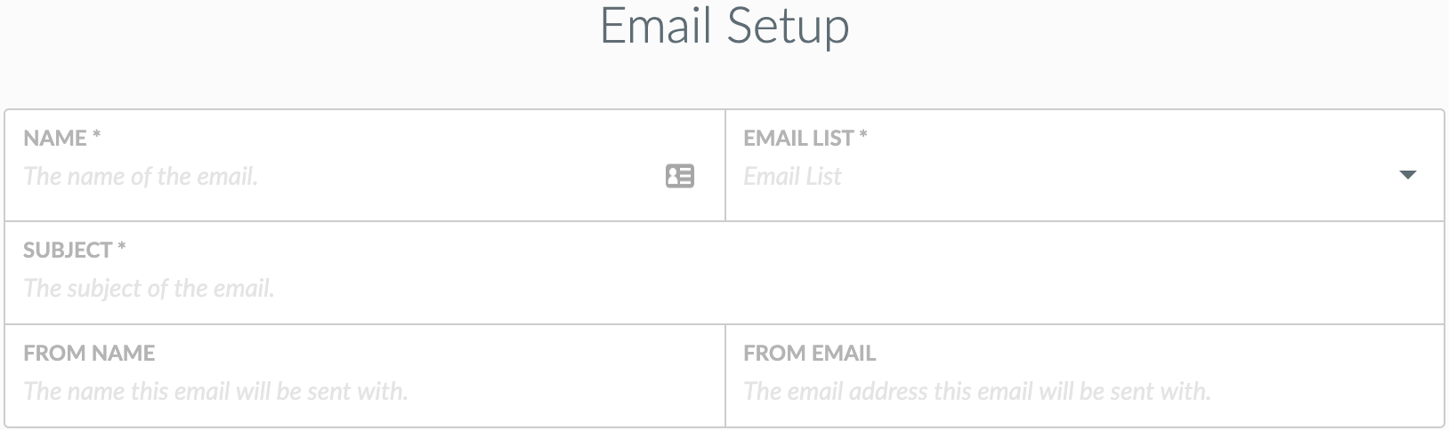 How Do I Use Email Templates Virtuous
